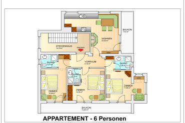 Appartement Sölden
